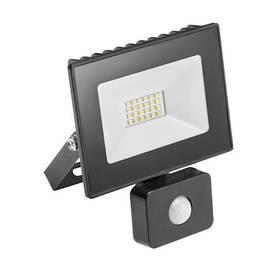 Naświetlacz LED z czujnikiem ruchu 20W, 1400lm czarny G-TECH