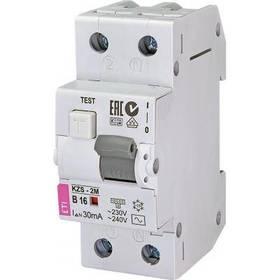 Wyłącznik różnicowo-nadprądowy 2P 16A B 0,03A typ AC