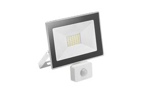Naświetlacz LED z czujnikiem ruchu 20W, 1400lm biały G-TECH