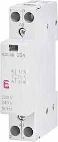 Stycznik modułowy R 20-20 230V 20A