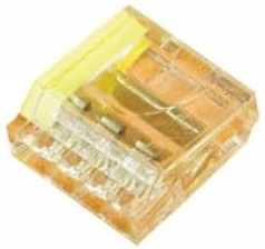 Szybkozłączka instalacyjna 4x2,5mm2 PC254-CL