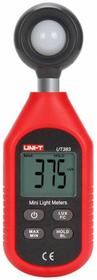 Miernik natężenia oświetlenia UNI-T UT383