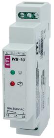 Przekaźnik impulsowy WB-1UN 230V