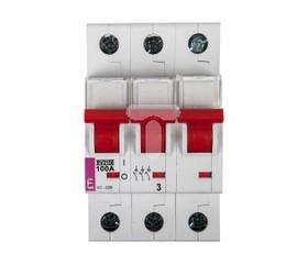Rozłącznik modułowy 100A 3P SV3100