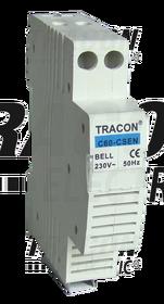 Dzwonek modułowy do rozdzielni 230V, 60dB