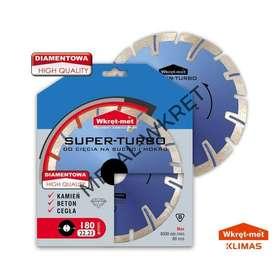 Tarcza diamentowa segmentowa SUPER TURBO 125x2,4x22