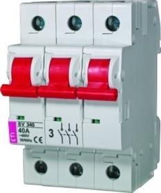 Rozłącznik modułowy 63A 3P SV363
