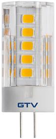 Żarówka LED SMD 2835, neutralna biała, G4, 3,5W