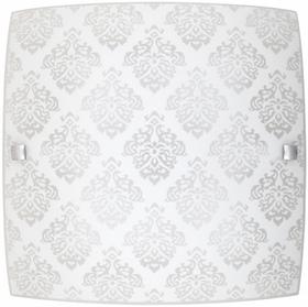 Lampa sufitowa Fleur LED, 18W, 39,5cm, biała