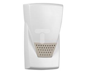 Dzwonek elektromechaniczny czaszowy, zakryty dzwonek DM-2Z 250V biały
