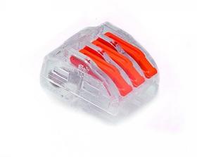 Szybkozłączka instalacyjna uniwersalna 3x2,5mm PC233
