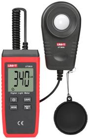 Miernik natężenia oświetlenia UNI-T UT383S