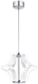 Lampa wisząca Caruso, 10W, zwis LED 40cm