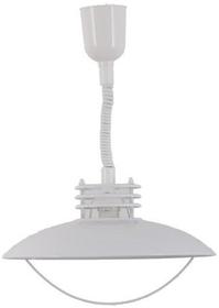 Lampa wisząca UFO biała