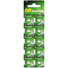 Bateria alkaliczna 1,5V zegarkowa AG3, LR41, 192 1szt.