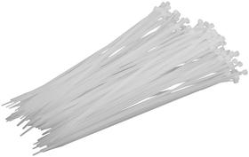 Opaska kablowa 430x4,5mm biała 100szt.