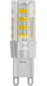 Żarówka LED G9, 5W, neutralna biała