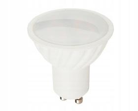 Żarówka LED GU10 10W ciepła biała