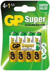 Bateria alkaliczna 1,5V AA, LR6 5szt.