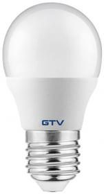 Żarówka LED 8W, E27, ciepła biała, kulka