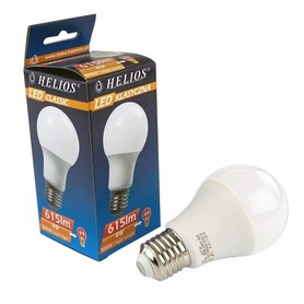 Żarówka LED klasyczna 8W, 615lm, ciepła biała