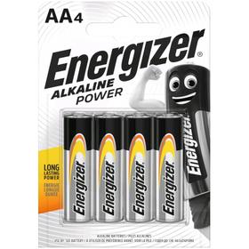 Baterie Energizer alkaiczne power AA LR/6 4szt.