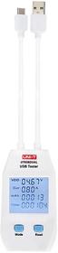Tester gniazd USB UNI-T UT658Dual