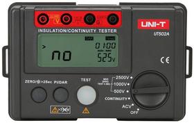 Miernik rezystancji izolacji UNI-T UT502A