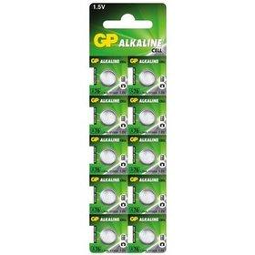 Bateria alkaliczna 1,5V zegarkowa AG13, LR44, A76 1szt.
