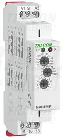 Przekaźnik modułowy wielofunkcyjny (10 funkcji) AC/DC 12-240V, 0,1s-10d, 16A/AC1, 250VAC/24VDC