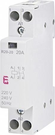 Stycznik modułowy R 20-20 230V 20A (1)