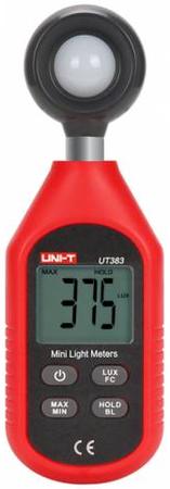 Miernik natężenia oświetlenia UNI-T UT383 (1)