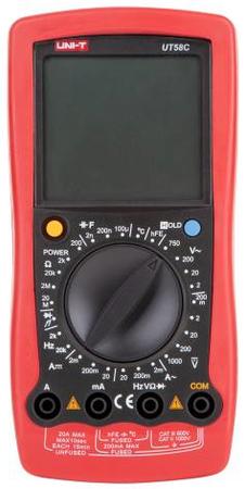 Miernik uniwersalny UNI-T UT58C (1)