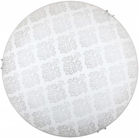 Lampa sufitowa Fleur LED, 18W, 40cm, biała (1)