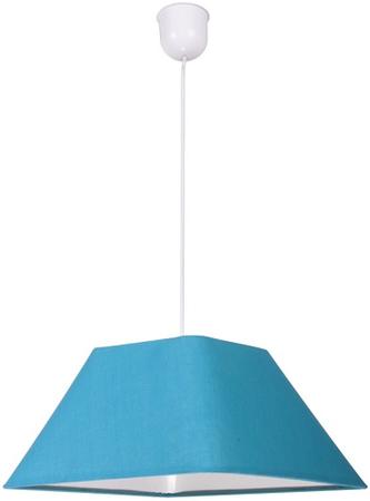 Lampa wisząca Robin 35 zwis turkusowa (1)