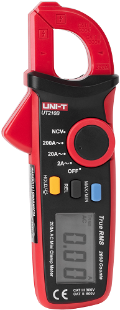 Miernik cęgowy UNI-T UT210B (1)