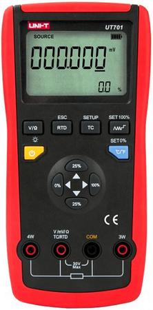Kalibrator temperatury UNI-T UT701 (1)