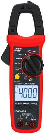Miernik cęgowy UNI-T UT203+ (1)