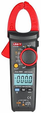 Miernik cęgowy UNI-T UT213C 400A (1)