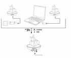 Lampa biurkowa LED KRÓLIK NA CHMURCE różowa (4)